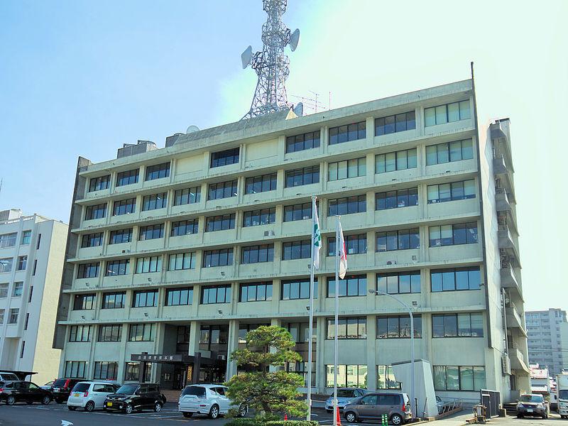 Shimane_Prefectural_Police_Headquarters