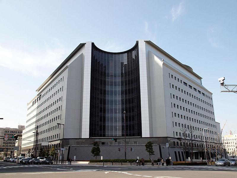 800px-Osaka_Prefectural_Police_Headquarters01