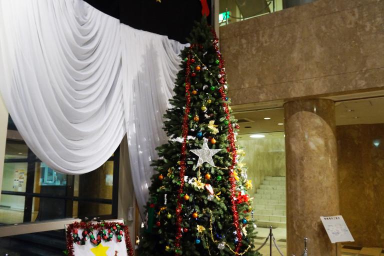 ルミエールホールクリスマス