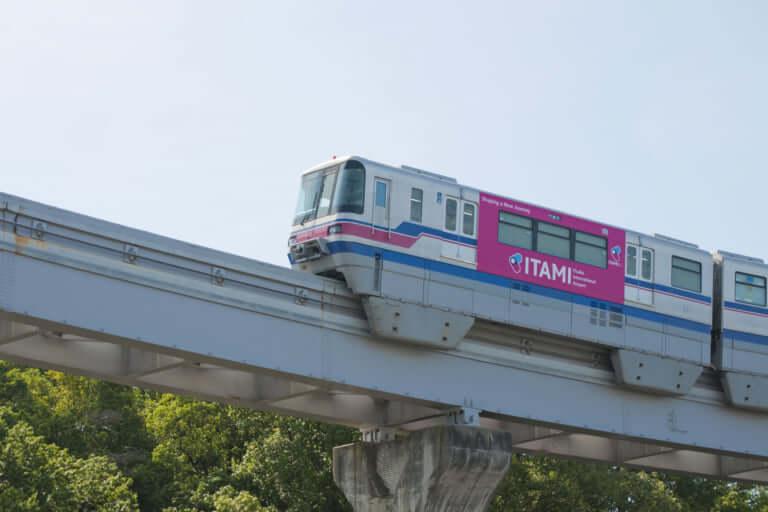 【守口市・門真市】2029年開業を目指して、大阪モノレール延伸事業の特許申請が認可される