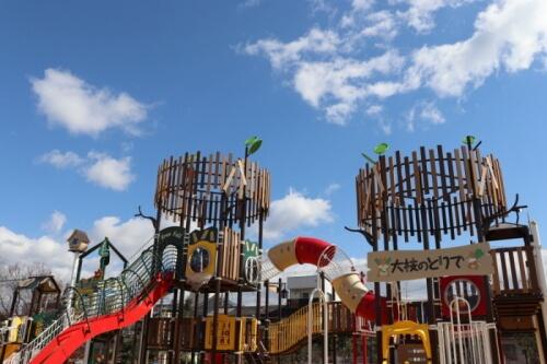 【守口市】3月31日 大枝公園グランドオープン☆新しい遊具や健康スポーツ体験、フリマや朝市など盛りだくさん!