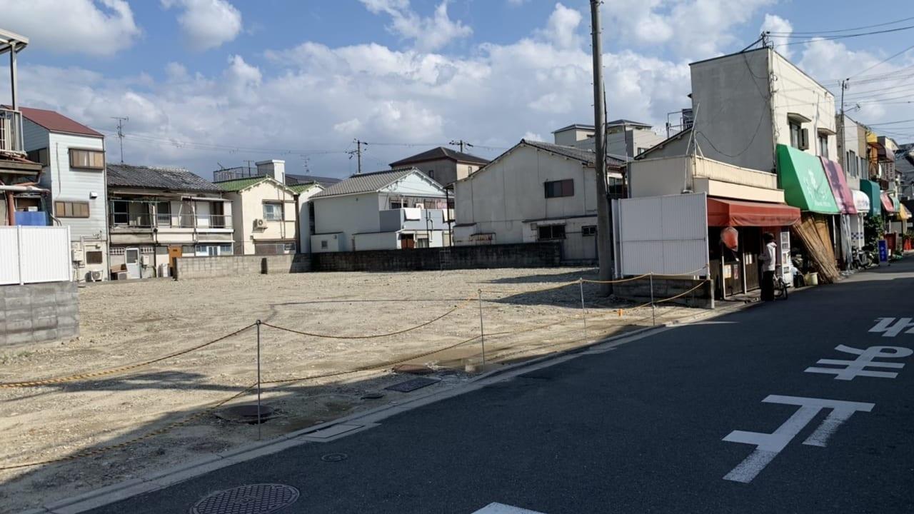 金田町良品買館跡