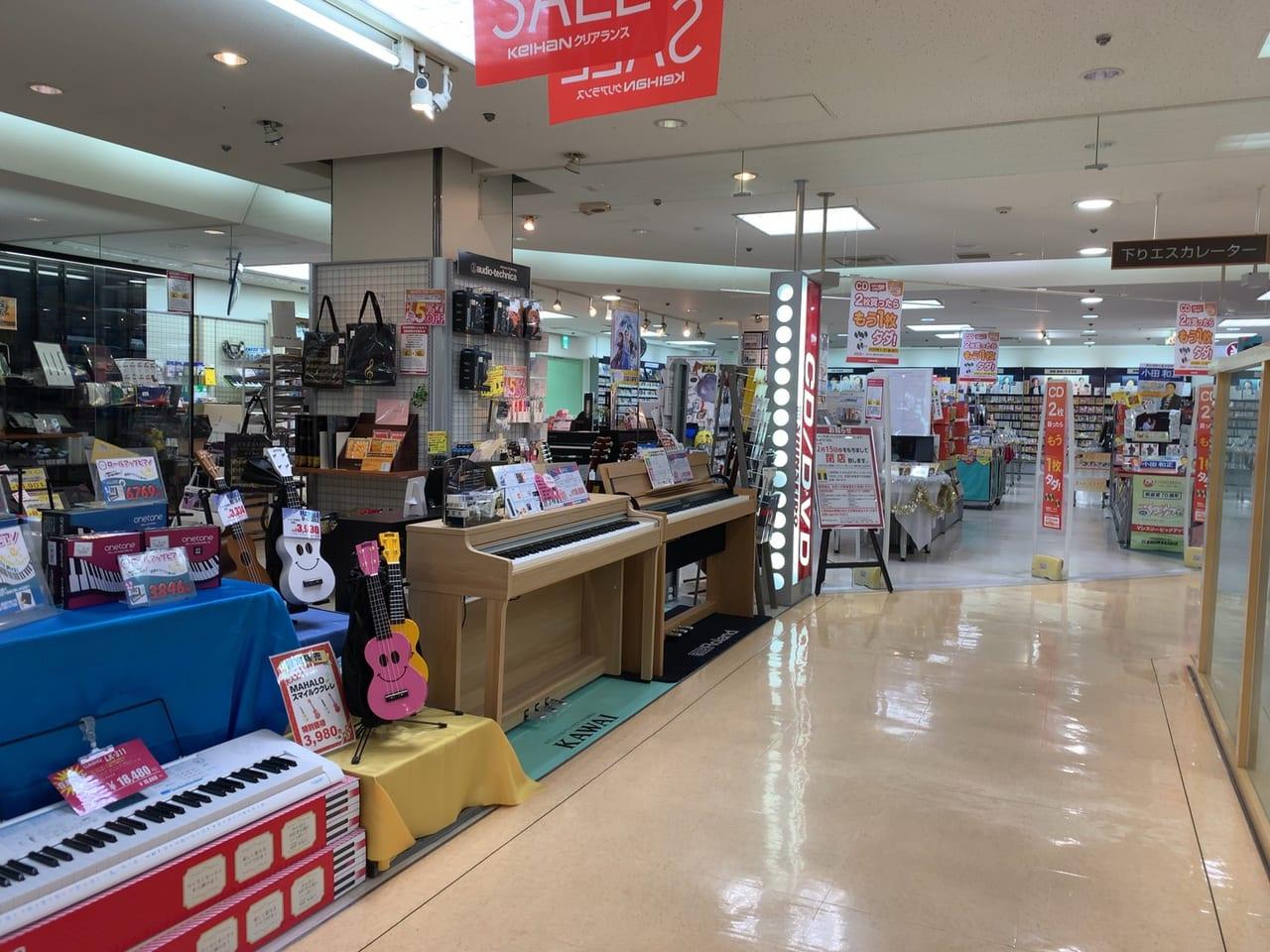 守口 京阪 百貨店